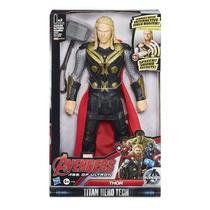 Boneco Avengers Titan Hero Tech A Era De Ultron Thor Hasbro