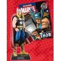 Miniatura Marvel Thor Eaglemoss + Revista Brasil