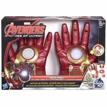 Luva Eletrônica Marvel Avengers Iron Man - Original Hasbro