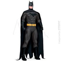 Boneco Personagem Super Heroi Batman 55cm - Bandeirante