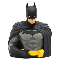 Cofre Cofrinho Batman Licenciado E Importado Dc Comics