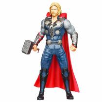 Boneco Os Vingadores Avengers 16cm Original Hasbro Thor