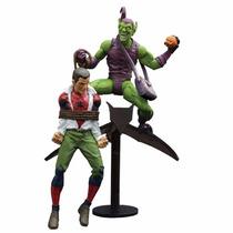 Action Figure Boneco Green Goblin Duende Verde Marvel Select