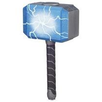 Martelo De Brinquedo Básico Thor De Os Vingadores Da Hasbro