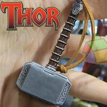 Chaveiro Thor A Réplica Mais Próxima Do Martelo Do Filme