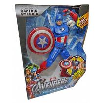 Boneco Avengers Grande Diversos Modelos 26cm Hasbro Boneco