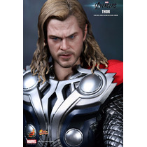 Hot Toys The Avengers Thor Os Vingadores Mms175 Filme Cinema