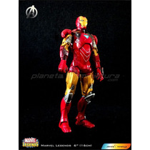 Vingadores The Avengers Marvel Legends Iron Man Mark V I 6