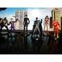 Liga Da Justiça Batman Flash Mulher Maravilha Dc Universe