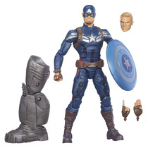 Marvel Legends Infinite Captain America - The Winter Soldier