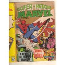 Super Heróis Marvel Nº 06 Derrota Do H. Aranha( R G E-1979 )