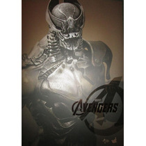 Hot Toys Marvel The Avengers Chitauri Commander Vingadores