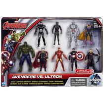 Marvel Avengers - Avengers Vs Ultron Exclusivo B3183 Hasbro