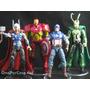 Original Avengers - Marvel - Concept Series - Hasbro - Novo