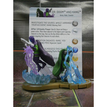 Heroclix Dr Doom And Kang 058 Caos War
