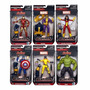 Kit 6 Marvel Legends Infinite Baf Thanos - Hulk Iron Man +4