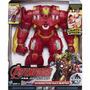 Boneco Avengers Hulk Buster - Titan Hero Tech -