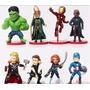 Kit De Bonecos Os Vingadores A Era De Ultron The Avengers