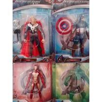 Bonecos Vingadores Marvel Avengers Age Of Ultron