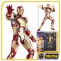 Revoltech Iron Man Mark Xlii Lr-043