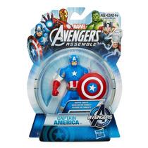 Boneco Vingadores Marvel Capitão América - Hasbro*