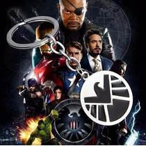 Chaveiro Shield - Marvel Agents Of Shield