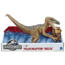 Dinossauros Jurassic World Velociraptor Delta, Echo, Charlie