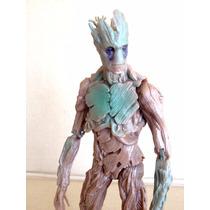 Boneco Groot Guardians Of The Galaxi Figura Marvel Legends
