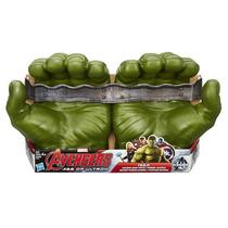 Lançamento Luvas Do Hulk Punho Gamma The Avengers Vingadores