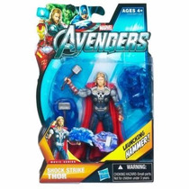 Avengers - Thor Shock Strike - Movie Series