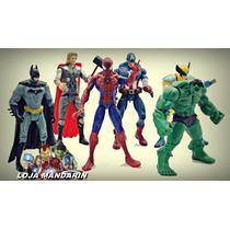 Vingadores Coleção Marvel Avengers Age Of Ultron C/ 10 Unid.