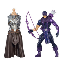 Marvel Legends Odin Series Hawkeye Gavião Arqueiro - Hasbro