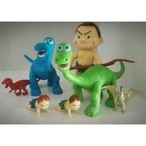 O Bom Dinossauro - Kit C/ 7 Personagens - Frete Grátis