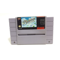 Pilotwings - Super Nintendo - Original
