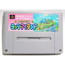 Super Mario World 2 Salvando Super Nintendo Super Famicom