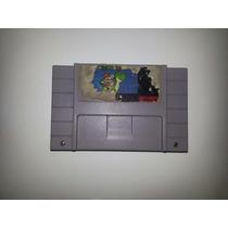 Super Mario World Original Super Nintendo Salvando