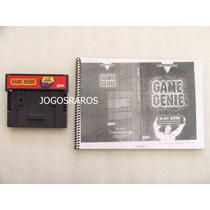 Super Nes: Game Genie + Livro De Códigos, R A R I D A D E!!
