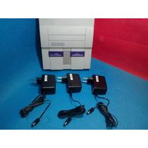Fonte P/ Super Nintendo Ou Snes Baby (c/ Garantia)