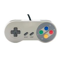 Controle Super Nintendo Similar Original Gamepad Joystick G5