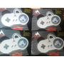 Kit Com 4 Controles De Super Nintendo Lacrados Na Caixa!!!!!