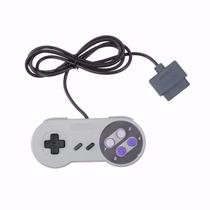 Controle Super Nintendo Joystick Video Game Novo Centro Rj
