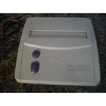 Super Nintendo Com Um Controle E 1 Cartucho, Funcionando