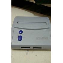 Console Super Nintendo Baby Snes Somente O Console Defeito