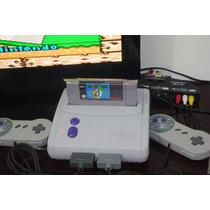Nintendo Baby Completo + 1 Cartucho Brinde