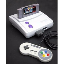 Super Nintendo Completo