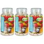 Kit- 3 - Mix Glicêmico Pró 800mg 540 Comprimidos- Nutrigold