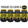 Combo Anabol Protein Baunilha Bio Nutrition( Pague 3 Leve 4)