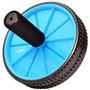 Roda P/ Exercício Abdominal E Lombar Azul