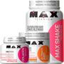 Kit Emagrecimento Max Shake + 2hot + Colagen - Max Titanium