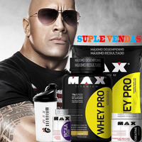 Kit Anabolismo Muscular The Rock